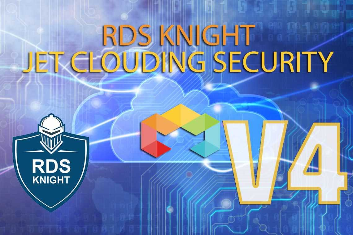 Rds Knight V4 disponible!