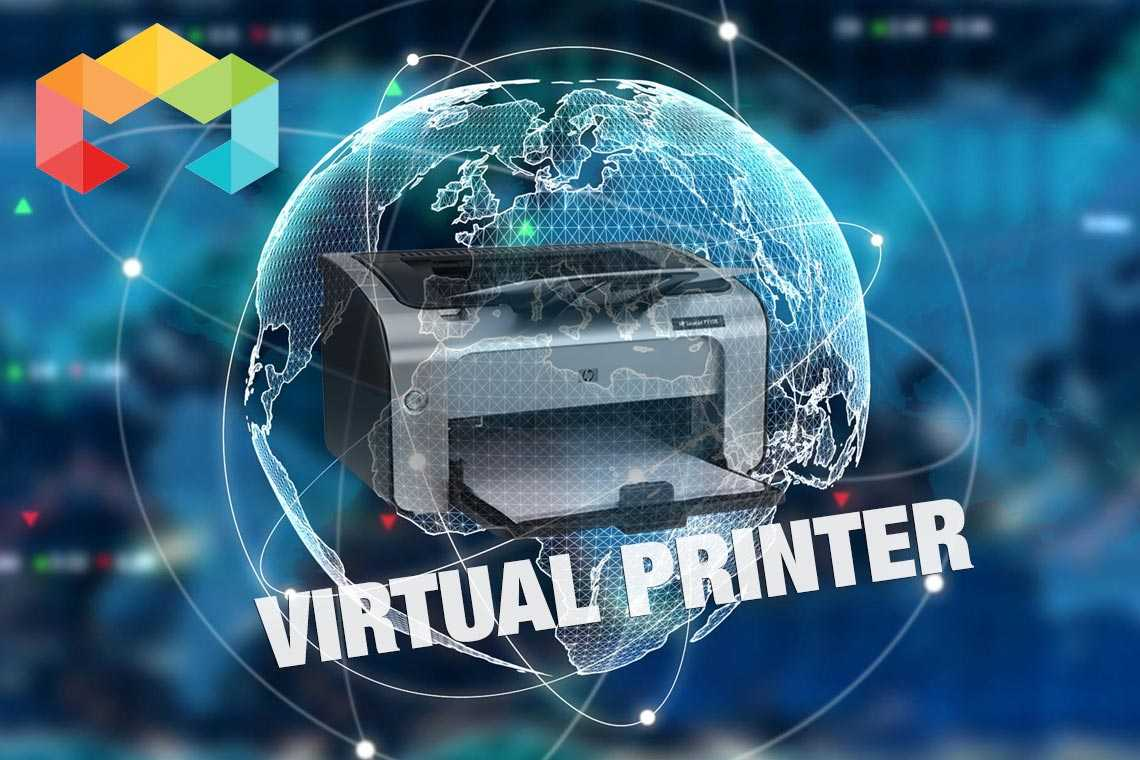 Jet Clouding Virtual Printer